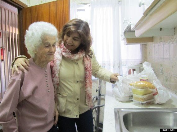Pobreza en España: