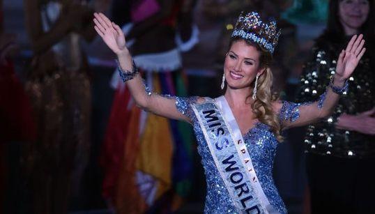 Una española gana por primera vez Miss