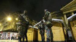 La Policía belga efectúa varias operaciones antiterroristas en Bruselas: 16