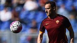 Totti, 2'36'': la leyenda del