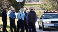 Culpables, los 16 amish acusados de cortar pelo y barba a sus