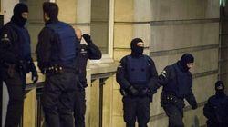 21 detenidos en una operación antiterrorista en