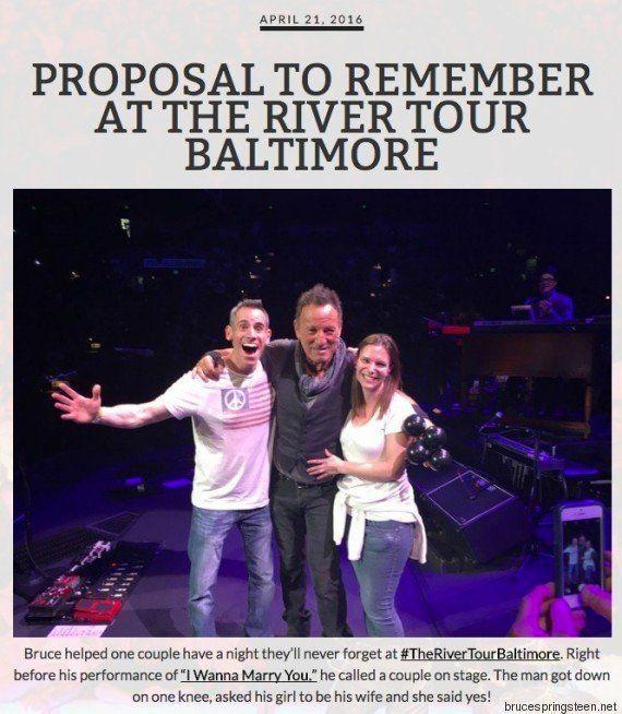 Bruce Springsteen recuerda a Prince cantando 'Purple