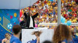 David Guetta lo da TODO en la inauguración de la