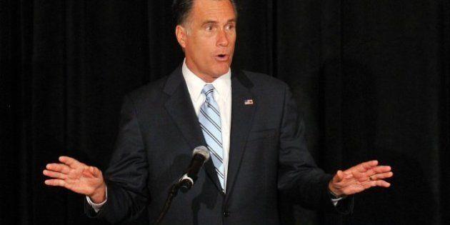 Romney pagó un 14,1% en impuestos en
