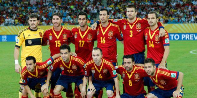 Eurocopa 2016: Los rivales de España en la fase de clasificación para el