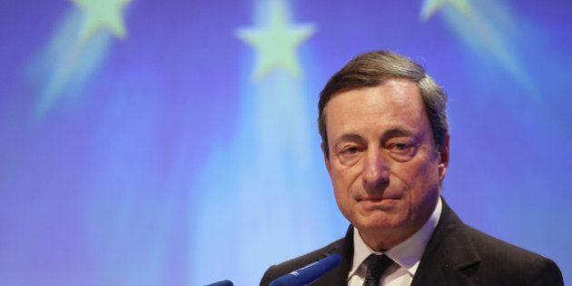 Mario Draghi saca la artillería: El BCE comprará 60.000 millones de euros en deuda al