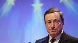 Draghi saca la artillería con compras masivas de