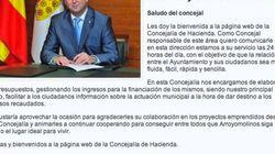 Un concejal del PP que gana 3.300 euros al mes lo pasa