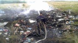 Todas las imágenes de la catástrofe del avión