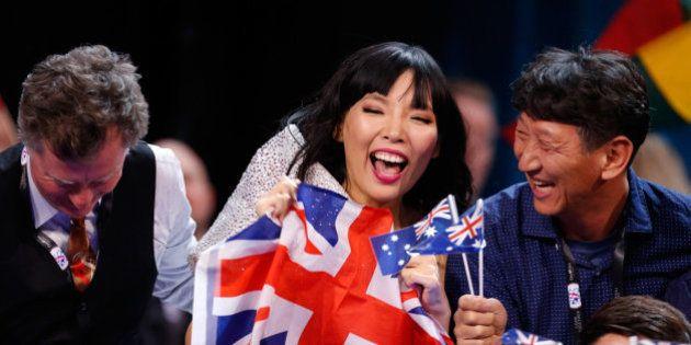 ¿Y si Australia hubiese ganado Eurovisión