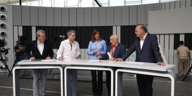 Pedro Sánchez cerrará el debate a cuatro y tendrá el minuto de oro