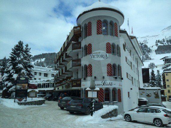 Así es Davos, el pueblo suizo donde se reúnen las élites