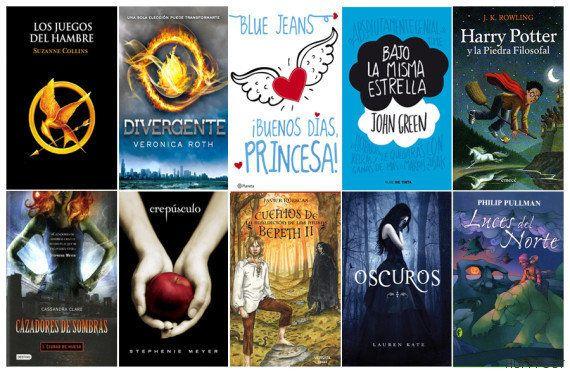 El triunfo del género 'Young Adult': libros para jóvenes que leen cada vez más