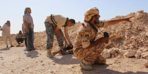 La Alianza libia rompe la resistencia yihadista y reconquista parte de