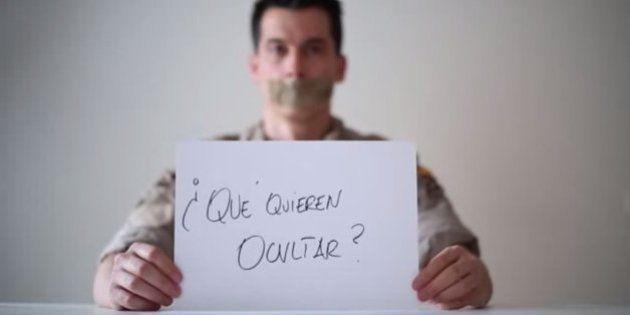 El teniente crítico con el Ejército denuncia