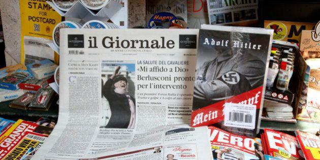 Un diario italiano regala 'Mein Kampf' y le llueven las