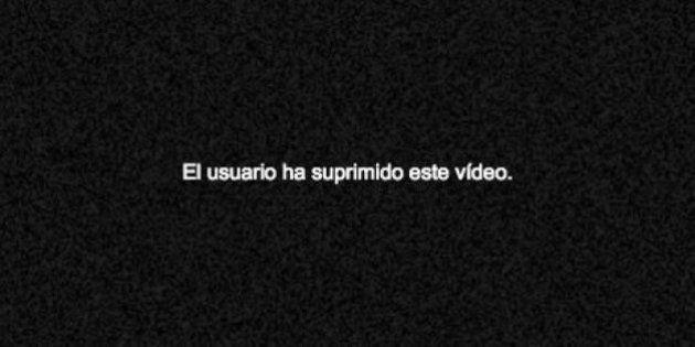 La misteriosa desaparición de un vídeo promocional de Ana