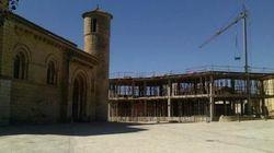 Lío en Palencia por la construcción de una casa junto a una joya del