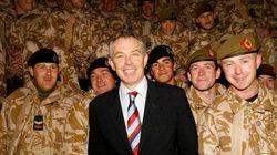 Blair, 'detenido' por un ciudadano por crímenes de