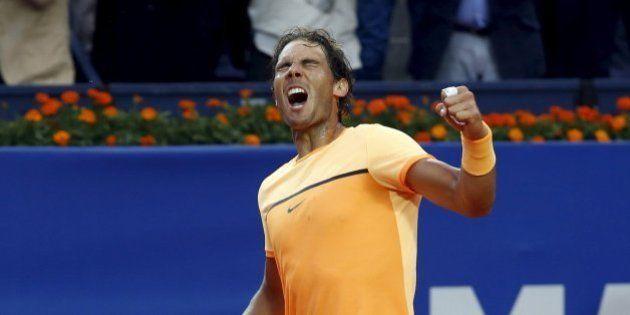 Nadal gana a Nishikori y suma su noveno Godó tres años
