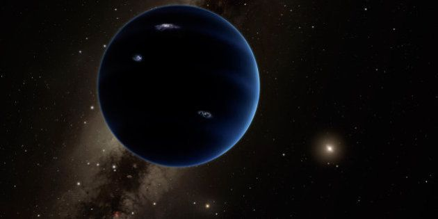 Un noveno planeta gigante y glacial asoma en los confines del Sistema