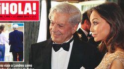 Isabel Preysler y Vargas Llosa,
