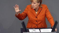 Merkel frena la unión bancaria que Rajoy reclamaba para final de