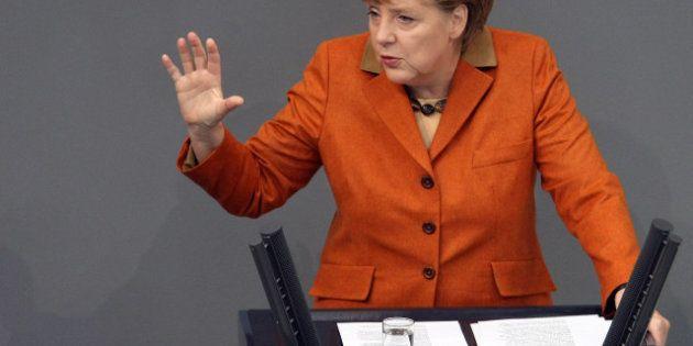 Cumbre de la UE: Merkel frena la unión bancaria que Rajoy reclamaba para final de