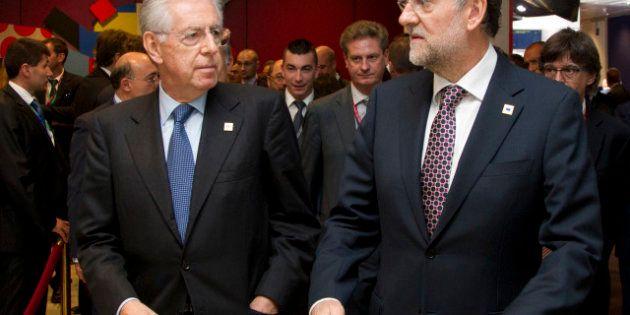 Cumbre de la UE: Rajoy no avanza en los detalles del rescate y Merkel frena la unión