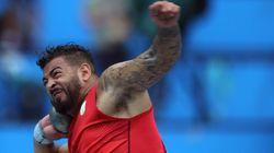 El lanzador de peso Kim López da el primer oro a España en los