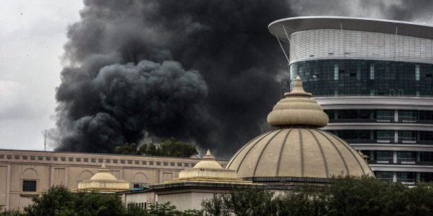 El presidente de Kenia declara el fin de la ocupación del centro comercial de