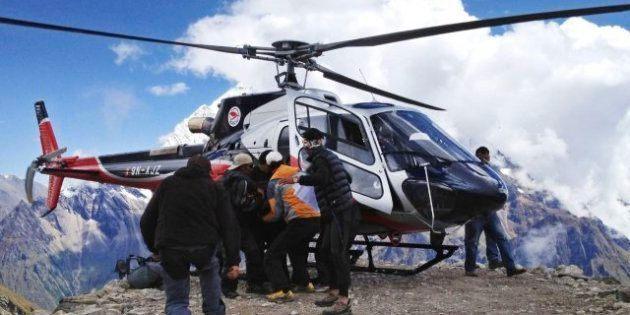 Muere en un alud en el Himalaya el fundador de la Plataforma per la Llengua, Martí