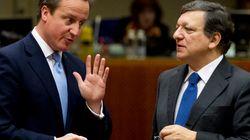 Cameron pide ayuda a la UE contra