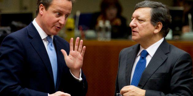 Cameron pide a Bruselas que mande observadores a Gibraltar y Barroso lo emplaza a negociar con
