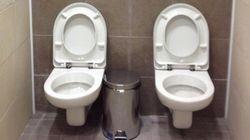No ves doble: Así son los baños de los Juegos de Sochi