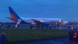 Cuatro intoxicados leves en un vuelo entre Glasgow y