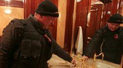 Así es la súper lujosa mansión que Yanukóvich dejó en Kiev