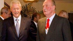 Bill Clinton al rey: España