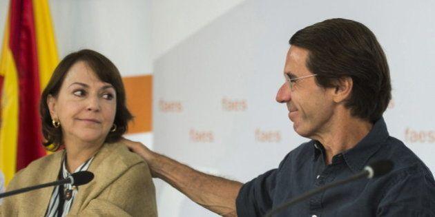 Aznar afirma que
