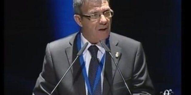 El concejal de Fuenlabrada presenta su dimisión