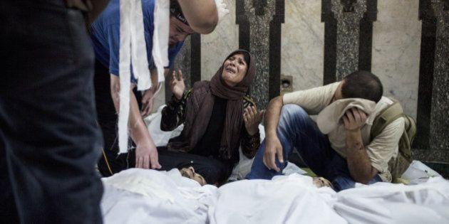 El Gobierno de Egipto detiene a 1004 hermanos musulmanes y las protestas