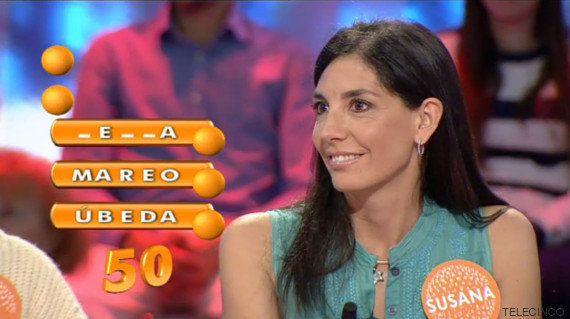 Susana García se lleva el bote de 450.000 euros de