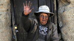 ¿Es este el hombre más viejo del mundo?