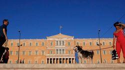 El corazón desgastado de Atenas espera el