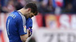 La pitada del Bernabéu a Casillas y a Ancelotti