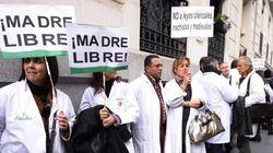 Médicos y abogados se rebelan contra