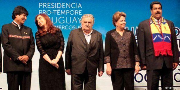 Mercosur llamará a consultas a sus embajadores en Europa por el caso