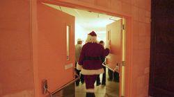Papá Noel me va a