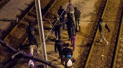Un millar y medio de inmigrantes tratan de cruzar el